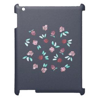Klöver blommar det Matte iPadfodral iPad Mobil Fodral