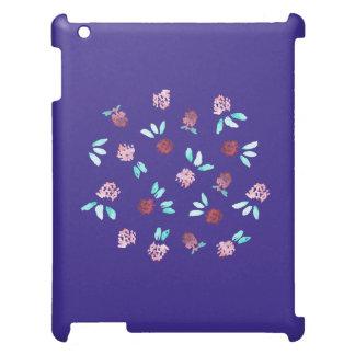 Klöver blommar det Matte iPadfodral iPad Skydd