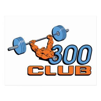Klubb 300 vykort