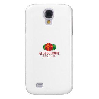 Klubb för färg ABQ Bocce Galaxy S4 Fodral