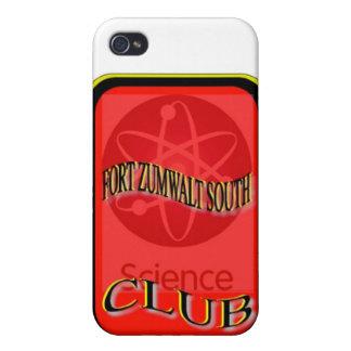 Klubb för fortZumwalt södra vetenskap iPhone 4 Fodral