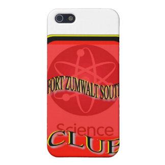 Klubb för fortZumwalt södra vetenskap iPhone 5 Hud