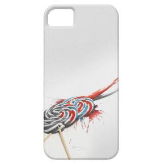 Klubba Splat iPhone 5 Case-Mate Fodraler