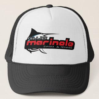 KlubbMarinole hatt Truckerkeps
