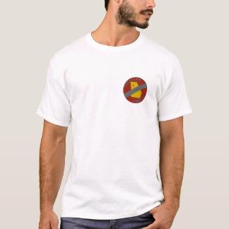 KlubbSherman för cigarr C4 T-tröja T-shirt
