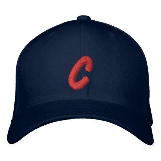 Klyftig inpassad hatt