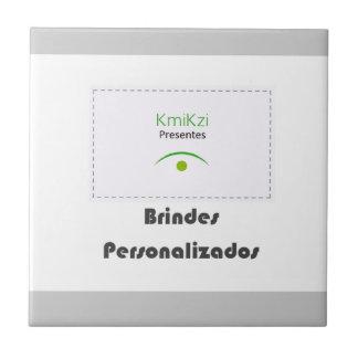 KmiKzi - Brindes e Presentes Personalizáveis Liten Kakelplatta