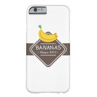 KNÄPP logotypiphone case Barely There iPhone 6 Skal