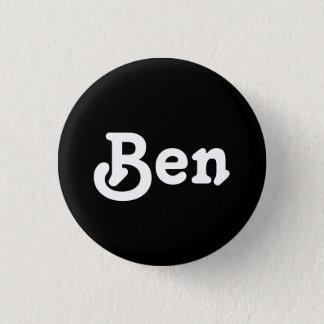 Knäppas Ben Mini Knapp Rund 3.2 Cm