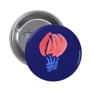 Knäppas den standarda rundan för luftballongen standard knapp rund 5.7 cm