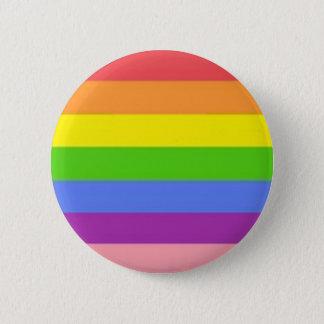 Knäppas konstig pride för regnbåge standard knapp rund 5.7 cm