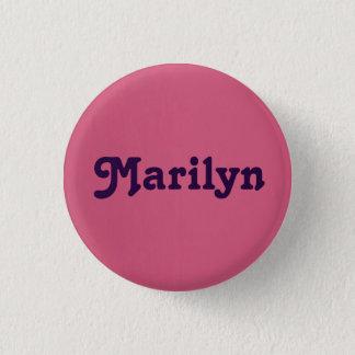 Knäppas Marilyn Mini Knapp Rund 3.2 Cm