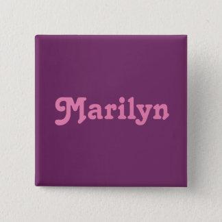 Knäppas Marilyn Standard Kanpp Fyrkantig 5.1 Cm
