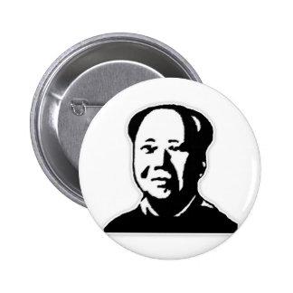 """""""Knäppas ordföranden Mao"""" Knapp Med Nål"""