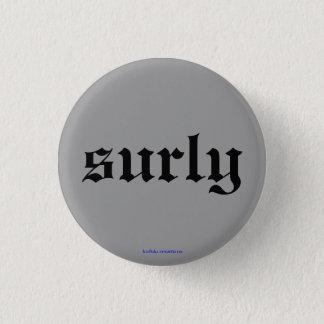 knäppas - surt mini knapp rund 3.2 cm