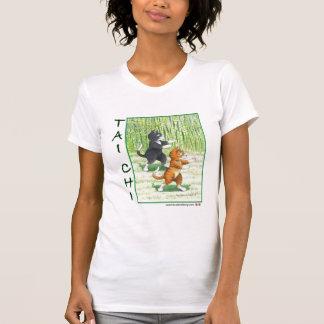Knopp för Tai-Chikatter & Tony T-tröja
