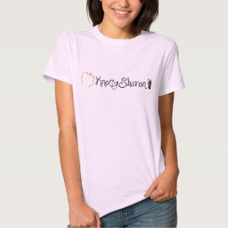 KnottySharon rosautslagsplats T-shirt