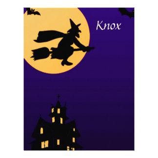 Knox Halloween brevhuvud