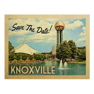 Knoxville spara datera Tennessee Vykort