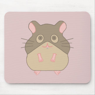 Knubbig Hamster Musmatta