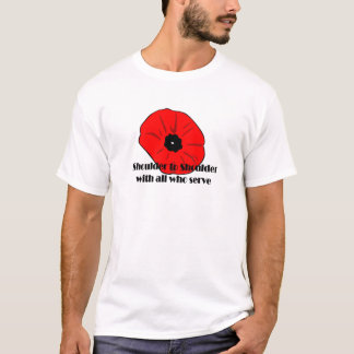 Knuffa för att knuffa minnedagT-tröja Tee Shirts