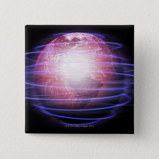 Knyta kontakt avbildar standard kanpp fyrkantig 5.1 cm