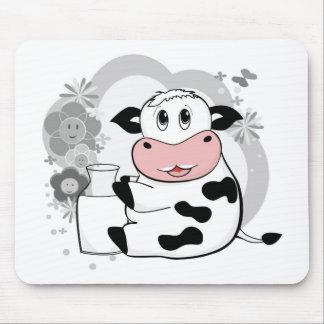 Ko som dricker mjölk mus mattor