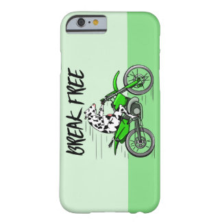 Ko som rider en Motorcyle Barely There iPhone 6 Skal