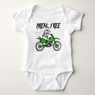 Ko som rider en Motorcyle T Shirt