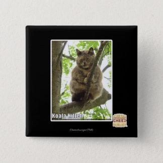 Koala Kitteh Standard Kanpp Fyrkantig 5.1 Cm