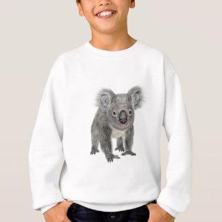 Koala som framåtriktat tittar t shirts