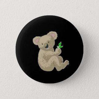Koala Standard Knapp Rund 5.7 Cm