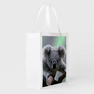 Koalabjörn Återanvändbar Påse