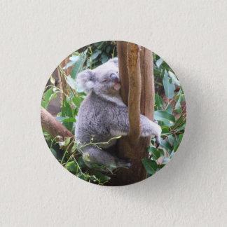 Koalaemblem Mini Knapp Rund 3.2 Cm