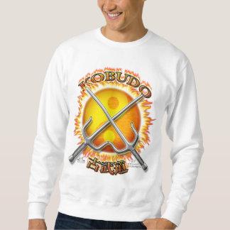 Kobudo beklär tröjan sweatshirt