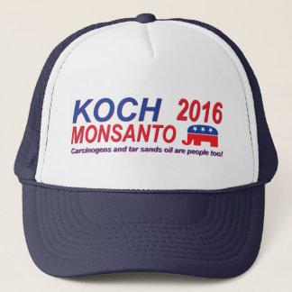 Koch Monsanto hatt 2016 Keps
