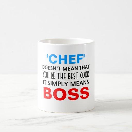 Kockelakchef Kaffe Koppar
