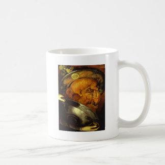 Kocken av Giuseppe Arcimboldo Kaffemugg
