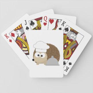 Kockigelkott Spelkort