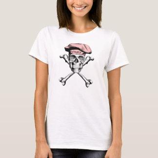 KockskalleCrossbones: Rosor Tee Shirt