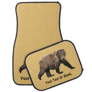 Kodiakbjörn Bilmatta