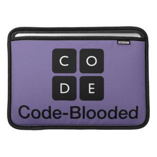 Kodifiera-Ge första erfarenh MacBook Air Sleeve