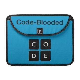 Kodifiera-Ge första erfarenh MacBook Pro Sleeves