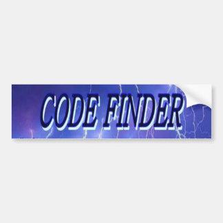 Kodifiera upphittarebildekalet bildekal