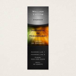Kodifierar den eleganta designen för Chromatic Litet Visitkort