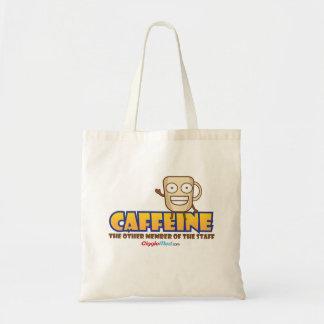 Koffein den annan medlemmen av bemanna tygkasse
