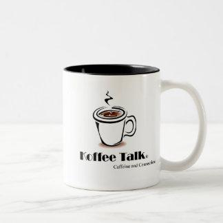Koffein och anslutningar - mugg 15oz