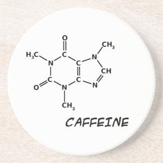 Koffeinmolekylkustfartyg Underlägg Sandsten