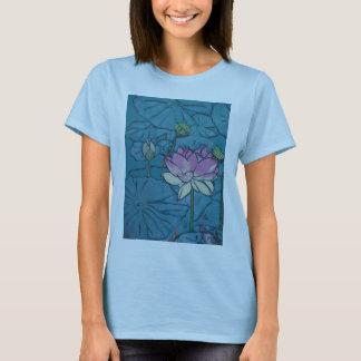 Koi Carp och liljar Tee Shirts