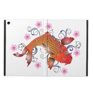 Koi fisk iPad air skydd